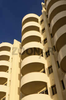 Moderne Architektur in Portimao