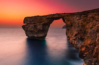 The Azure Window, Malta