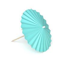 Decorative cocktail umbrella