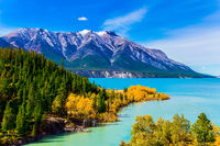 The Abraham lake