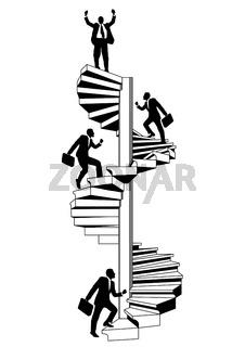 Erfolgs-Treppe.eps