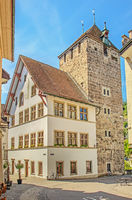 Black Tower Brugg, Canton of Aargau, Switzerland