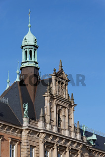 Ziviljustizgebäude in Hamburg