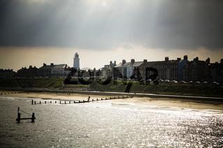 Aldeburgh coast , Suffolk, England