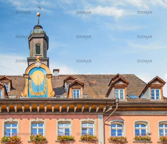 Rathaus, Waldshut-Tiengen, Baden-Württemberg