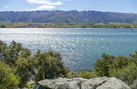 Clutha River in New Zealand