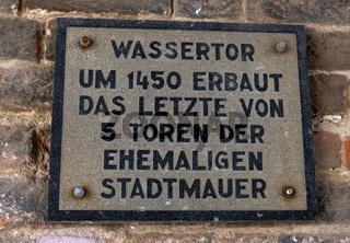 Wismar, Hansestadt, Mecklenburg-Vorpommern, Deutschland