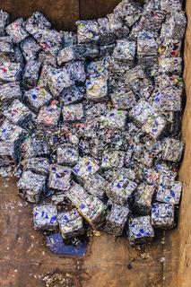 recycling aludosen