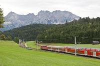 Karwendel, Alps