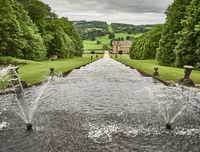 UK - Derbyshire - Chatsworth House