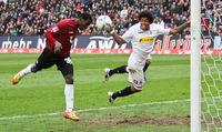 Didier Ya Konan goal for Hannover 96