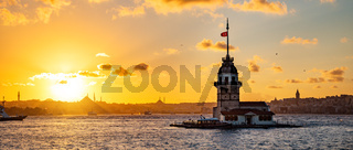 Maiden's tower - Istanbul