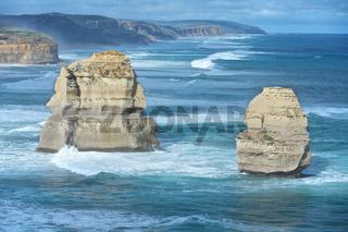 Twelve Apostles Scenic View
