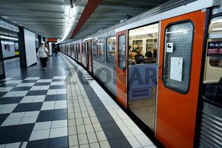 U-Bahnstation St. Pauli