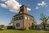 Hochwart on Reichenau Island, Lake Constance, Baden-Wuerttemberg, Germany