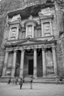 Schatzhaus, Al-Khaznet al-Faraoun, Petra