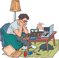 online chess game in the period of quarantine and isolation