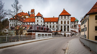 Town hall in Fussen