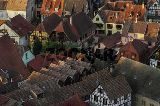 Dächer über der Altstadt
