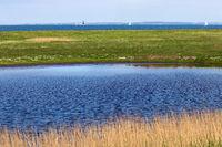 Landscape 007. Gelting Bay. Germany