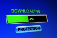 Download protection