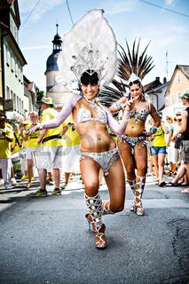 Scenes of Samba