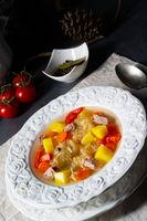 kapusniak delicious polish sauerkraut soup