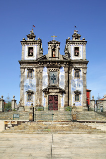 Church of Santo Ildefonso