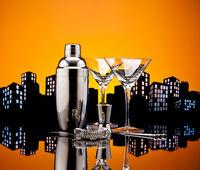Metropolis Bartender tools