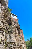 House on the rock in Tbilisi, Republic of Georgia