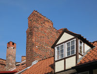 dormer on watch tower
