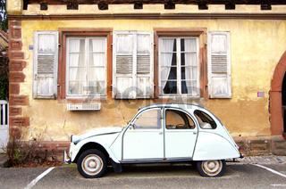 ente oldtimer vintage car