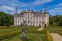 Poeke Castle in Belgium
