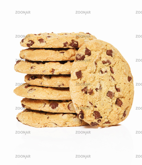 stapled cookies with a standing cookie