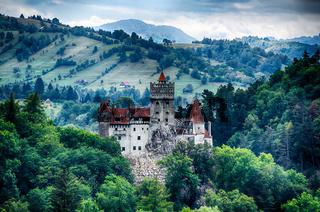 Bran medieval Castle, Transylvania, Romania