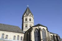 Dominikanerkirche St. Andreas, romanische Kirche aus dem 10. Jahrhundert