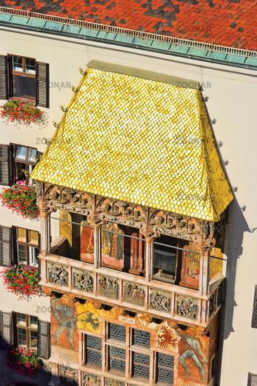 Innsbruck Goldenes Dachl - Innsbruck Golden Roof 07