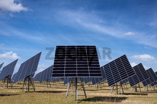 Alternative Energy Creation with Solar Panels