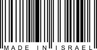Barcode - Made in Israel