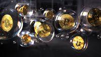 Bitcoin Soap Bubbles