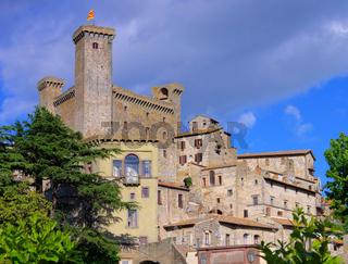 Bolsena Burg - Bolsena castle 06