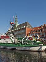 Ratsdelft in Emden, Germany