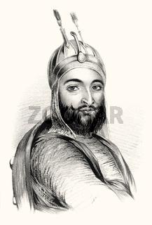 Mohammad Akbar Khān, Wazīr Akbar Khān, 1816-1845, Emir of Afghanistan
