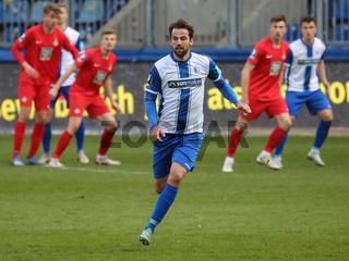 Christian Beck  1.FC Magdeburg DFB 3.Liga Saison 2020-21