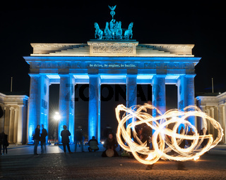 Brandenburger Tor  Festival of Lights
