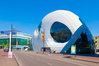 Modern Architecture in Downtown Eindhoven, the Net