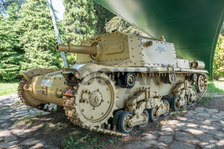 Self-propelled M42 - 75/18