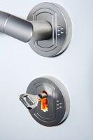 Door handle, Fire