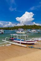 Padangbai Beach - Bali Island Indonesia