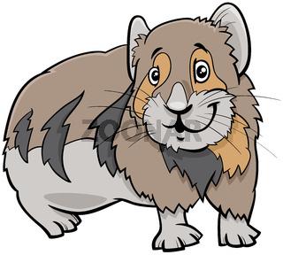 cartoon pika comic animal character